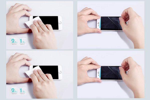 kinh cuong luc iphone 5,5s,5c nillkin 2
