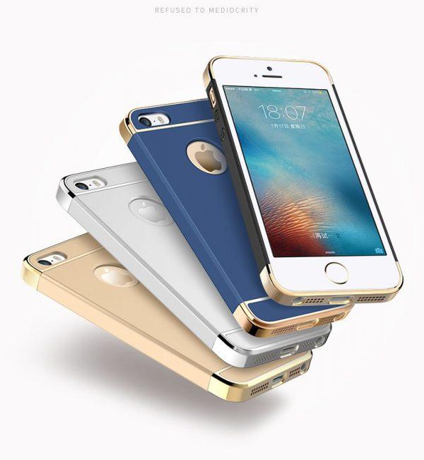 op lung 3 mảnh iphone 5 4