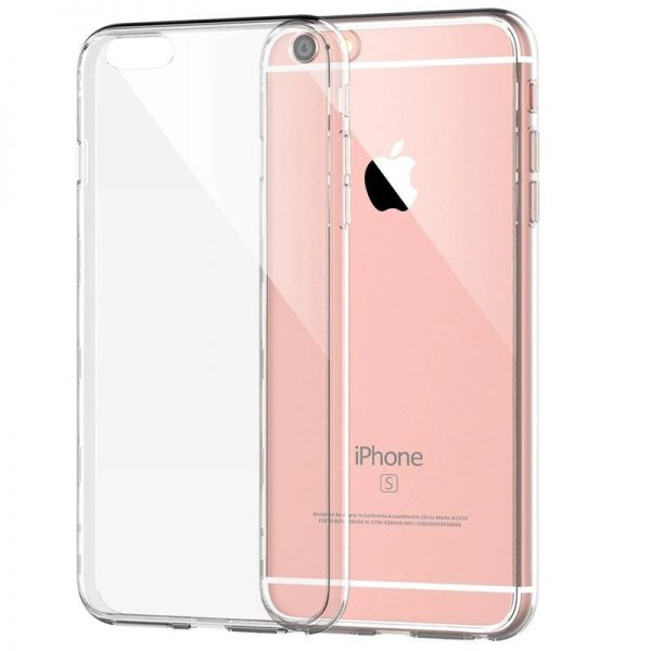 op lung iphone 7 silicon trong suot