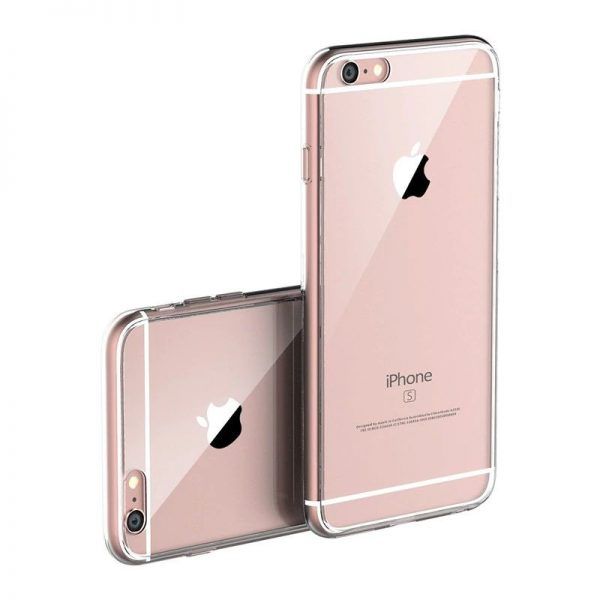 op lung iphone 7 silicon trong suot 1
