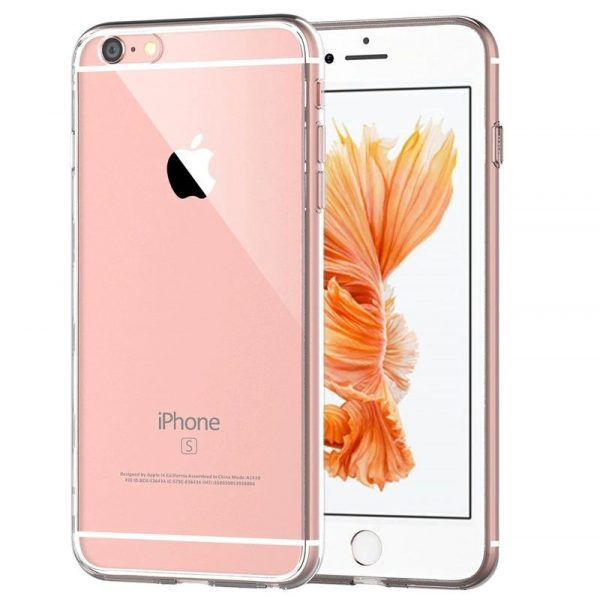 op lung iphone 7 silicon trong suot 7