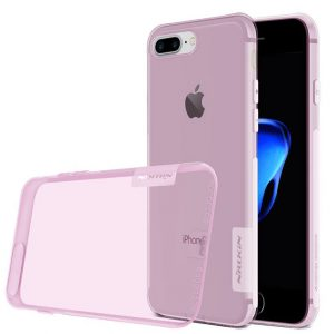 op lung iphone 7 silicon trong suot hieu nillkin 1