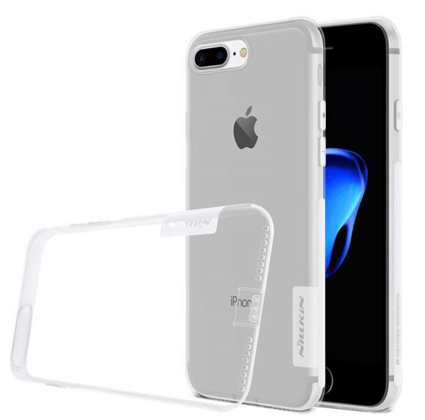 op lung iphone 7 silicon trong suot hieu nillkin 17