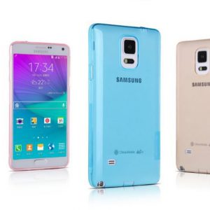 op lung silicon nillkin samsung note 4 1
