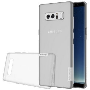 op lung silicon samsung note 8 hieu nillkin 2