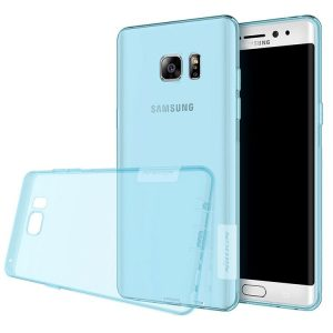 op lung silicon trong suot note 7 hieu nillkin 1