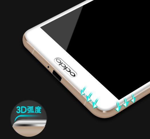 op lung silicon oppo F7 5
